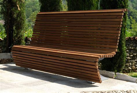 arredo urbano legno panchine arredo urbano legno oc srl