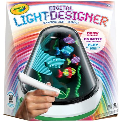 crayola christmas lights crayola digital light designer for shopulace