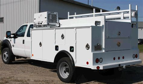 utility bed trucks 2017 service star trucks utility body marion wi