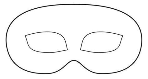 blank mask template mask template masks and templates on