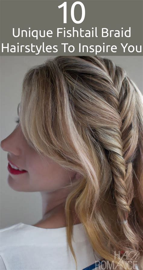 Top 10 Fishtail Braid Hairstyles To Inspire You Fish Tail | best hairstyles ideas 10 unique fishtail braid