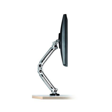 l swing arm atdec levitate single articulated swing arm l pb mwave
