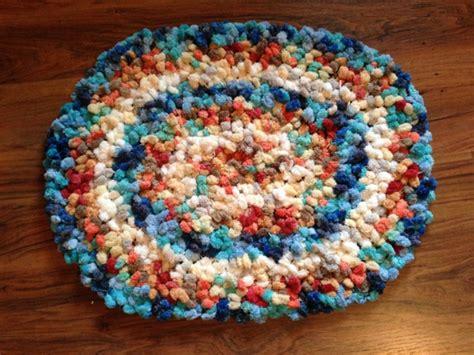 teppich selbst gestalten diy wohnideen teppich oder fu 223 matte selbst basteln