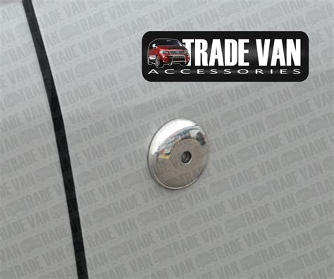 ford transit door lock covers transit side styling