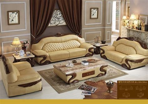 Expensive Leather Couches by Luxury Leather Furniture Sofa Set H139 Id 8336096 Product