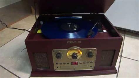 craig under cd player 684 craig 5 in 1 turntable radio cd player tape