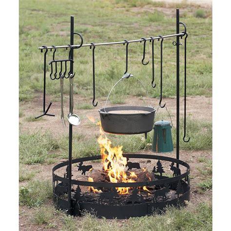 Handmade Outdoor Gear - guide gear 174 cfire cook set 126555 cookware