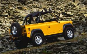 1994 land rover defender 90 soft top photo 4