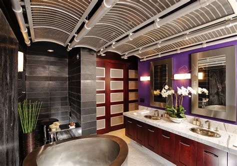 asian bathroom design asian contemporary bathroom by danenberg design