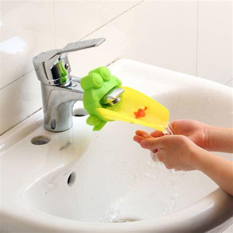 faucet extender for children toddler washing - Washing Baby In Kitchen Sink