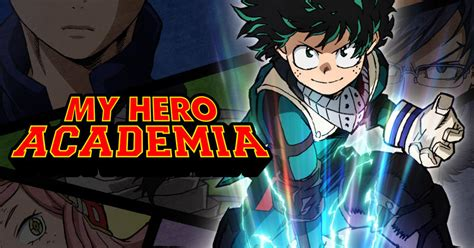 my hero academia 2 841669351x my hero academia on connait la date de la saison 3