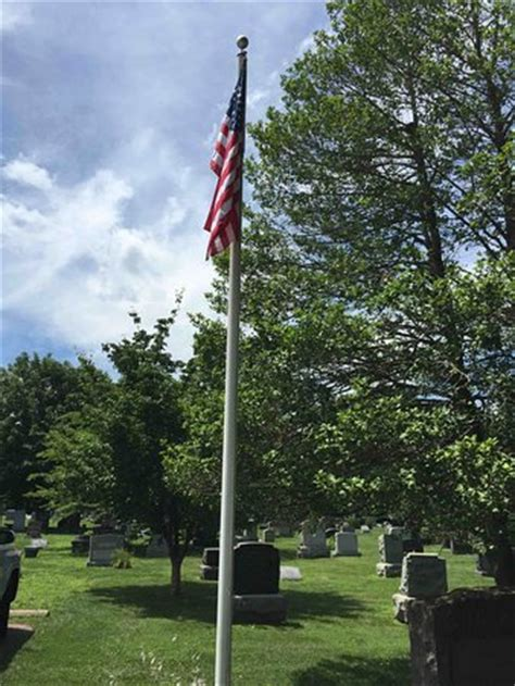 princeton cemetery burial site of president grover cleveland picture of