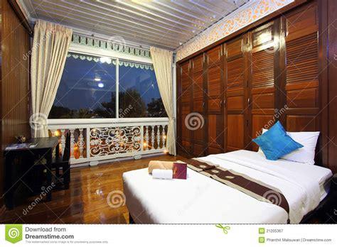 thai inspired bedroom thai style tropical bedroom stock photo cartoondealer