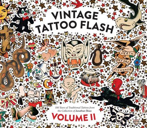 tattoo flash vol 10 vintage tattoo flash volume 2 powerhouse books