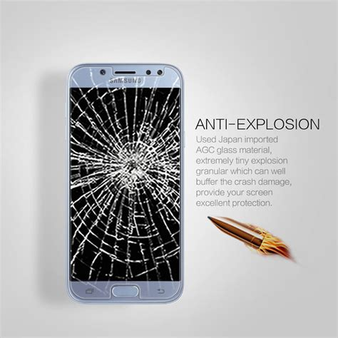 Antigores Anti Samsung Galaxy J5 Pro 2017 Clear Indoscreen nillkin amazing h pro tempered glass screen protector for samsung galaxy j5 2017
