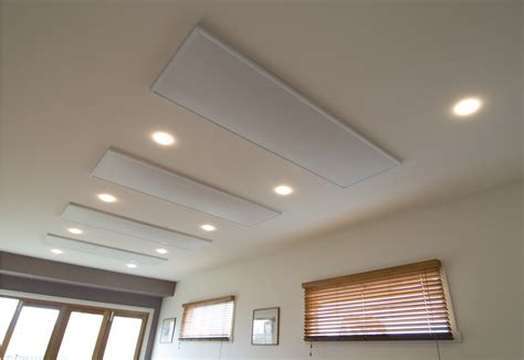 radiant heating ceiling radiant heat in ceiling radiant panels redroofinnmelvindale