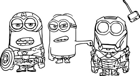 iron man minion coloring page iron man flying coloring page super heroes coloring pages
