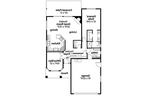 contemporary homes floor plans fresh contemporary house plans with attached garage 6669