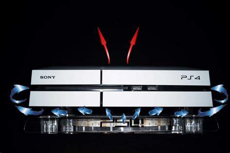 Usb Effect usb design cooler cooling fan pad blue led stand for ps4