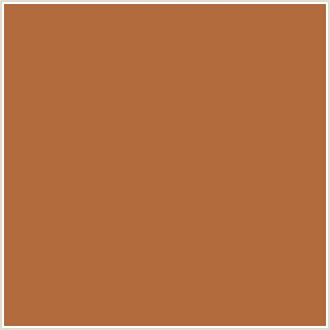 brown orange color b06a3b hex color rgb 176 106 59 brown rust orange red