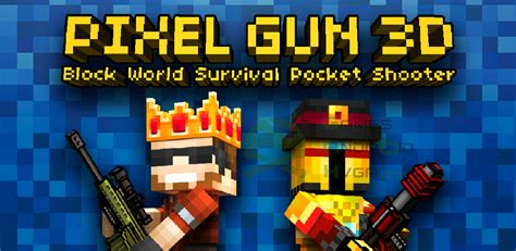 pixel gun 3d apk pixel gun 3d 10 0 6 apk mod unlimited money