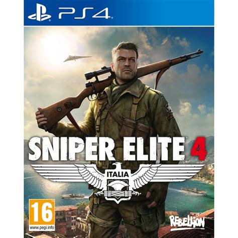 Ps4 Sniper Elite 4 by Sniper Elite 4 Ps4 Pre Order Bonus Dlc Ozgameshop