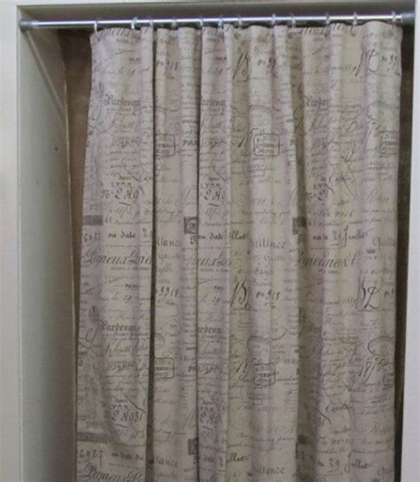 french shower curtains 1000 ideas about french script on pinterest vintage