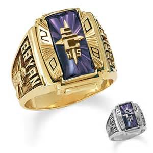 s 10k gold crestline legacy high school class ring by artcarved 174 1 class rings zales