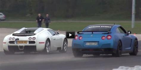 nissan skyline gtr vs bugatti nissan skyline gtr vs bugatti veyron drag race