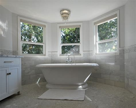 fall in with these 25 master bathroom design ideas