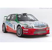 2001 Hyundai Accent WRC 2  Images Specifications And