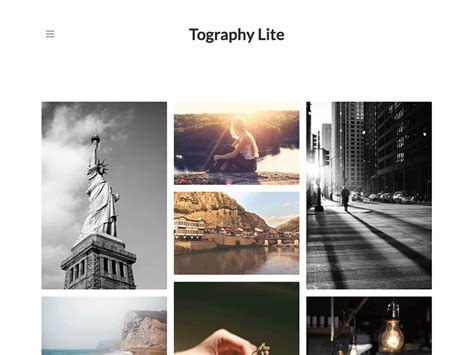 20 best free photography wordpress themes 2018