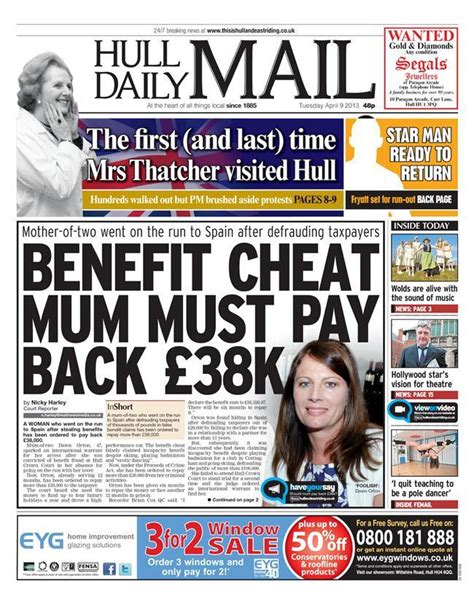 news latest headlines photos and videos daily mail online anorak how the regional press reacted to the death of