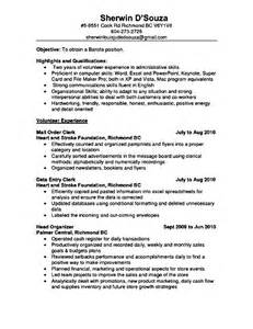Barista Resume Template by Barista Resume Sle Free Sles Exles Format