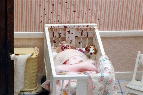doll house murder this old lady might look sweet and innocent but look at her hands my skin is crawling