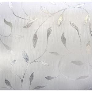 artscape 24 in x 36 in etched leaf decorative window