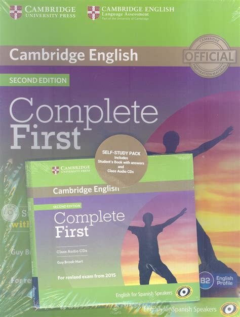 libro complete first for schools comprar libro complete first fce 2nd ed self study pack with answers and audio cds