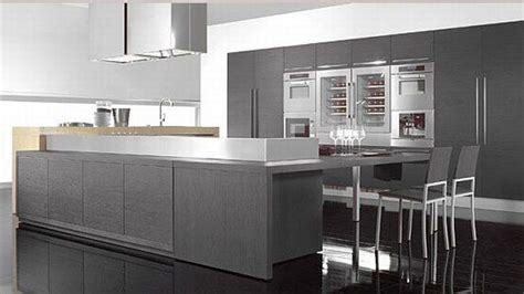 grey modern kitchen design hungry for quality in design 22 kitchen ideas from