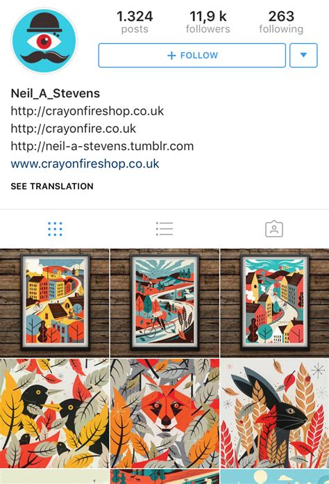 graphic design instagram page graphic designers you should follow on instagram