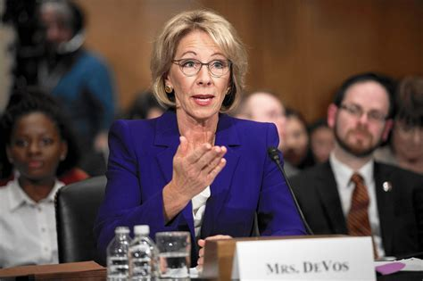 betsy devos magic education nominee devos has deep florida ties orlando