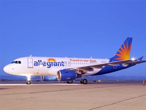 allegiant air expanding las vegas flights at cvg