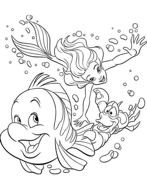 coloring pages with ariel ariel coloring pages 2 coloring pages to print