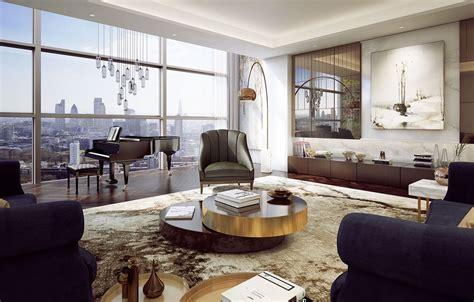 luxurious inspiring penthouses luxury living interior