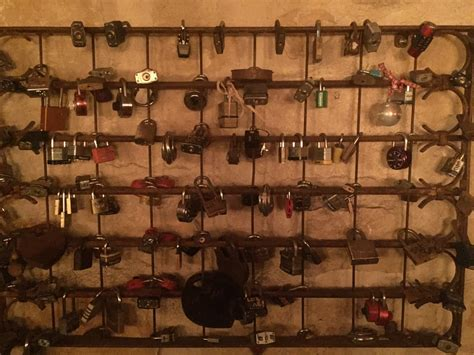 Bo Beau Kitchen Bar by Locks Of A Local Recreation Of The Locks At The