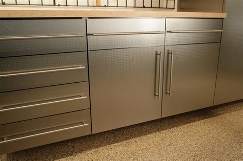 Metal Garage Cabinets Uk Stainless Steel Garage Cabinets Garage Orange County