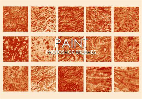 photoshop pattern paint free dirty paint photoshop brushes 4 free photoshop