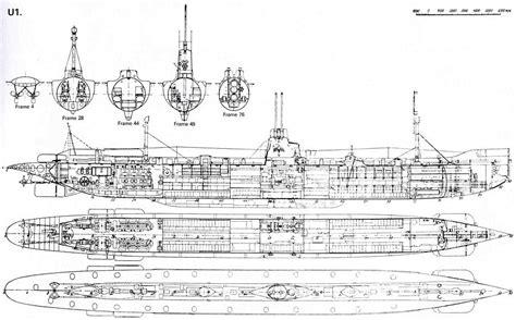 war boat drawing uboat cutaway series drawing by aviation heritage press