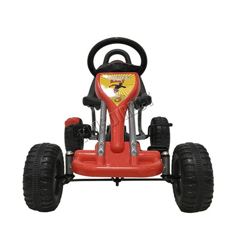 Frame G04 Is foxhunter go kart ride on car pedal with plastic