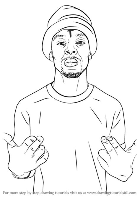 Drawing 21 Savage learn how to draw 21 savage rappers step by step