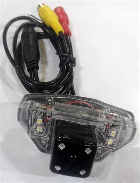Kamera Mundur Khusus Honda Jazz Rs 1 jual kamera mundur led khusus honda hrv crv mobilio jazz freed o2 onlineshop